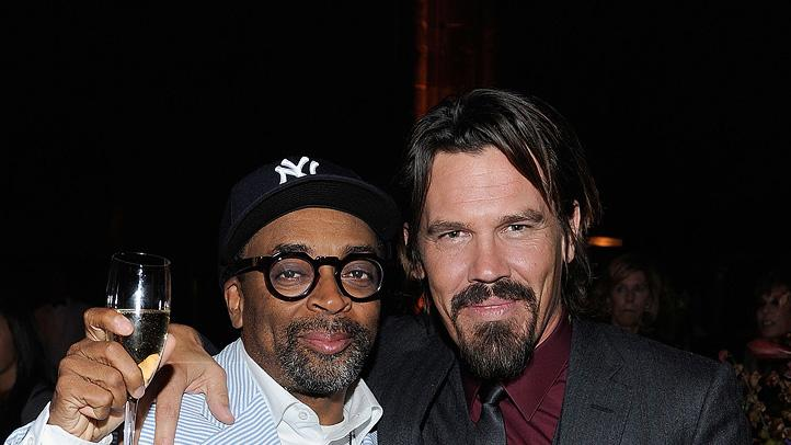Wall Street: Money Never Sleeps NYC Premiere 2010 Spike Lee Josh Brolin