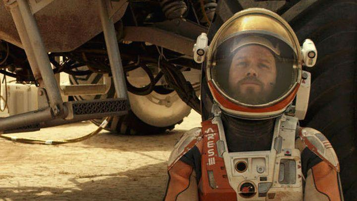 Watch a telling, hilarious deleted scene from The Martian