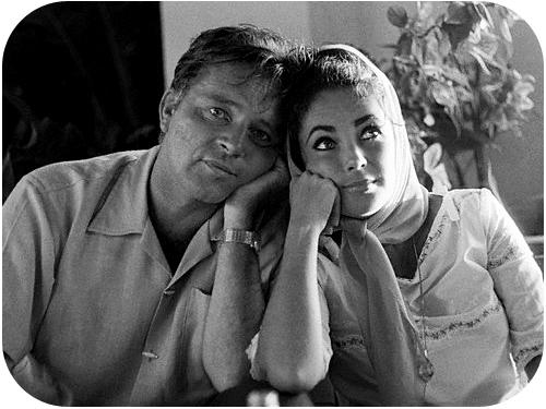 6. Richard Burton and Elizabeth Taylor