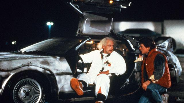 'Back to the Future': Then and Now
