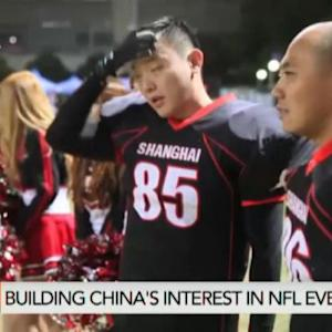 Football Is Gaining Traction in Asia: Young