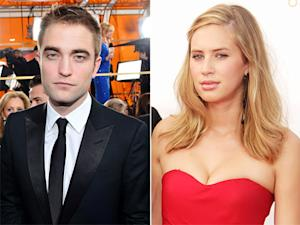 "Robert Pattinson Is Dating Dylan Penn, ""Affectionate"" on Night Out in Hollywood"