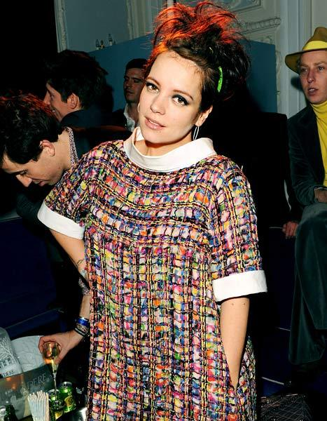 Lily Allen Makes Post-Baby Debut at Brit Awards One Month After Giving Birth: Picture