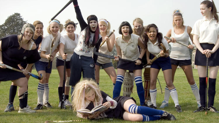 St. Trinian's Production STills thumbnail