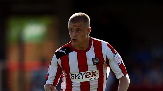 Jake Bidwell's loan at Brentford has been extended