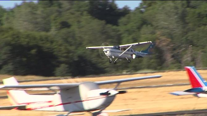 Two Dead After Early Morning Plane Crash