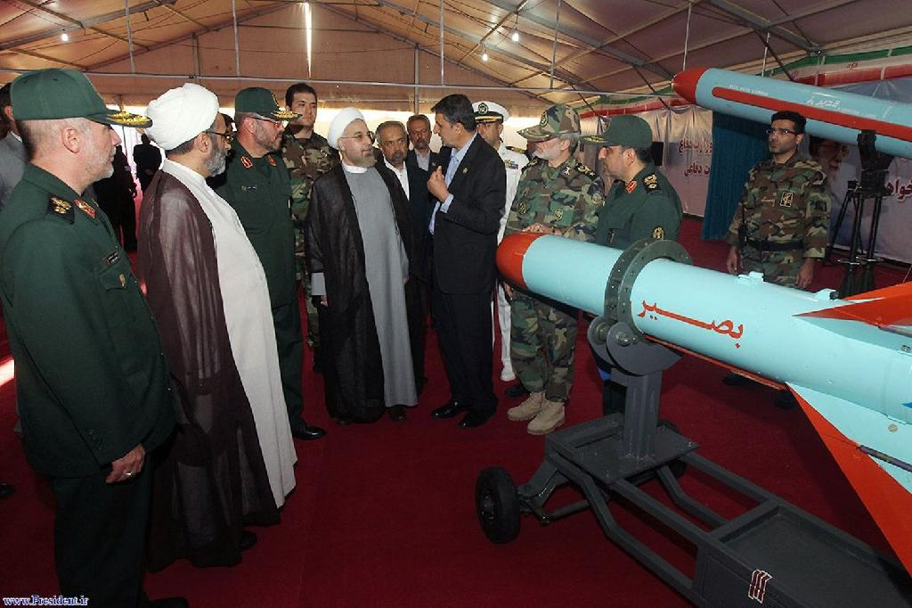 Iran's Rouhani denounces boasting over arms deals