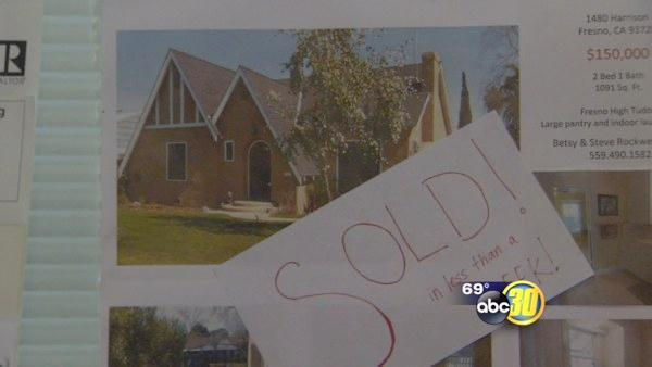 Valley Housing Market on the rise; inventory low