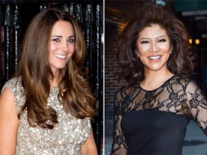 Kate Middleton is Slim, Gorgeous in Custom Dress at First Official Event Post-Baby, Julie Chen Reveals She Got Plastic Surgery to Look Less Chinese: Top 5 Thursday Stories
