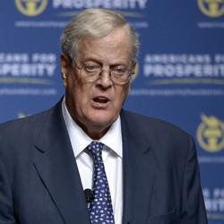 Dem Donors Plot Campaign Battle Against $889 Million Koch Behemoth