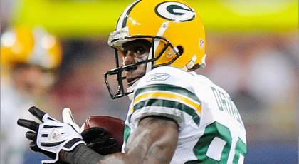 Packers WR Driver retires after 14 seasons