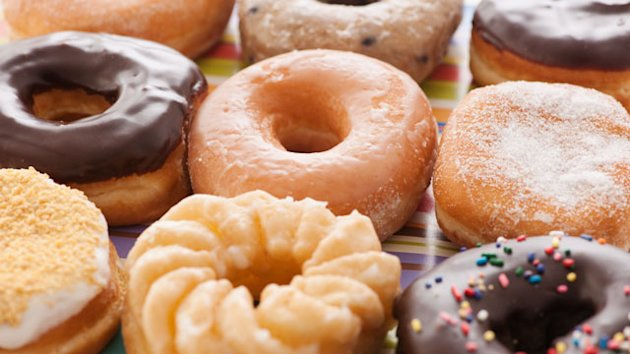National Doughnut Day 2013: Where to Get Free Doughnuts (ABC News)