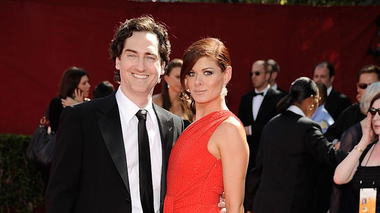 FILE: Debra Messing Files For Divorce From Husband Daniel Zelman