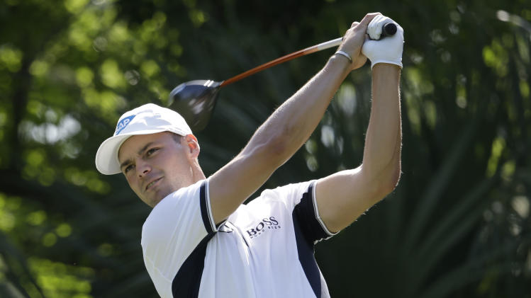 Kaymer off to a record-tying start at Players
