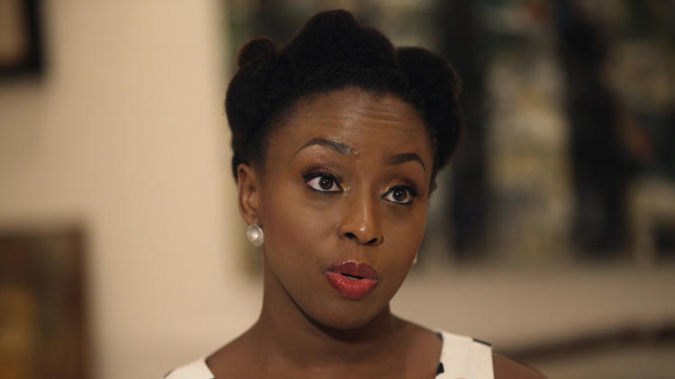 Adichie focuses on Nigeria's present for new novel