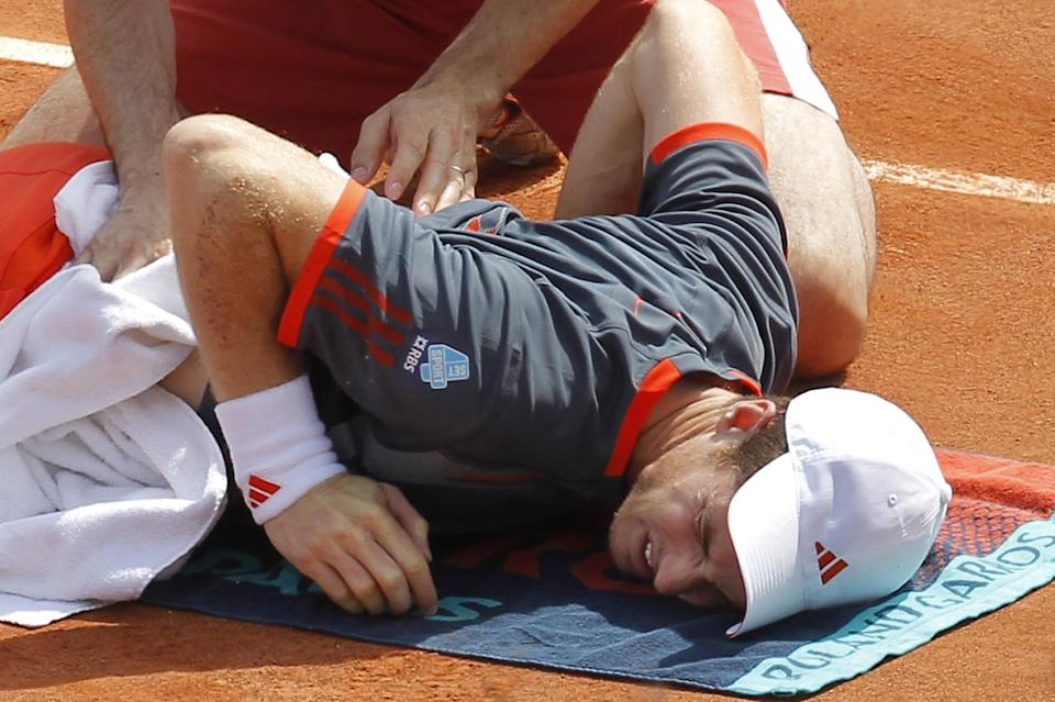 Andy Murray to have surgery for back problems
