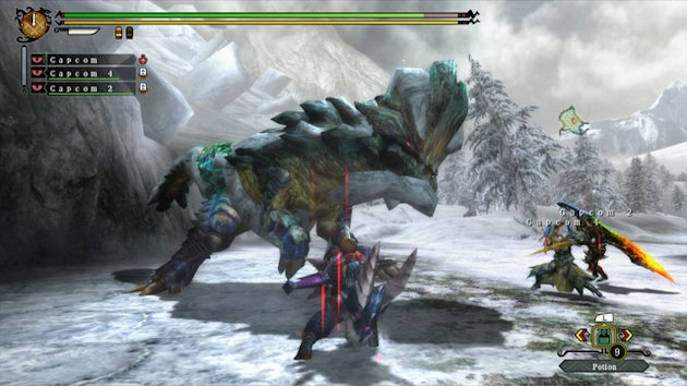 Monster Hunter 3 Ultimate …