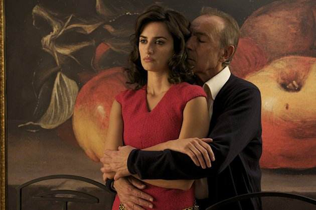 Broken Embraces SPC 2009 Production Photos Penelope Cruz Lluis Homar