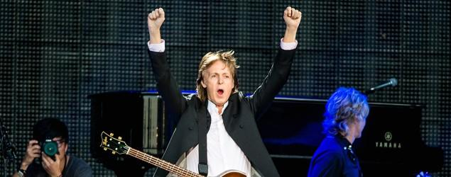 McCartney holds his own at Lollapalooza