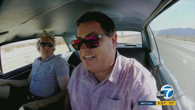 'Wheeler Dealers' gives ABC7 inside look at Huntington Beach garage