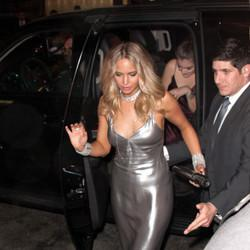 Jennifer Lawrence's Met Gala After-Party Dress Steals The Spotlight