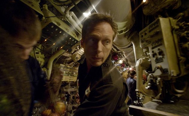 This film image released by RCR Media Group shows William Fichtner in a scene from &quot;Phantom.&quot; (AP Photo/RCR Media Group)