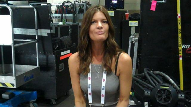 Michelle Backstage