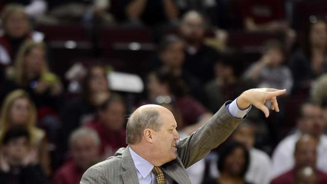NCAA Basketball: Vanderbilt at South Carolina
