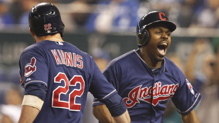 Indians rally off bullpen for 5-3 win over Royals