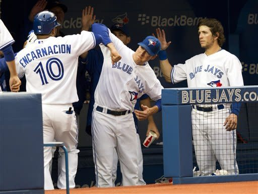 Blue Jays beat Orioles to complete 3-game sweep