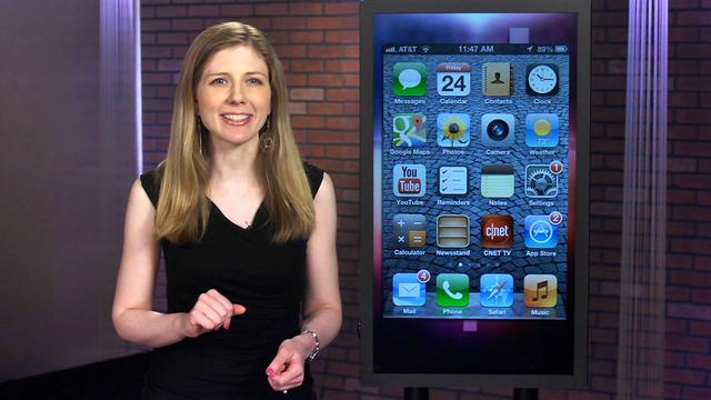 Apple's iOS could get a makeover
