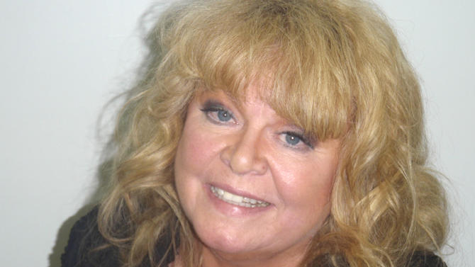 FILE - This booking photo released by the Ogunquit, Maine, Police Department shows actress Sally Struthers, arrested early in this, Sept. 12, 2012 file photo for drunken driving after being pulled over on U.S. Route 1 in the southern Maine resort town. Struthers has entered a not guilty plea through her lawyer Thursday Dec. 13, 2012 on charges she drove drunk in Maine, where she was performing in a musical according to the Portland Press Herald. (AP Photo/Ogunquit Police Department, File)