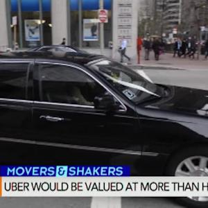 Uber CEO Seeks Funds Pushing Valuation to $40B