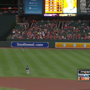 Wieters' walk-off homer