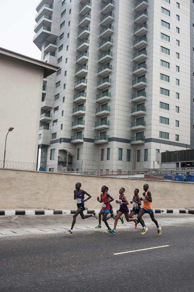 Nigeria, the new marathon hub?
