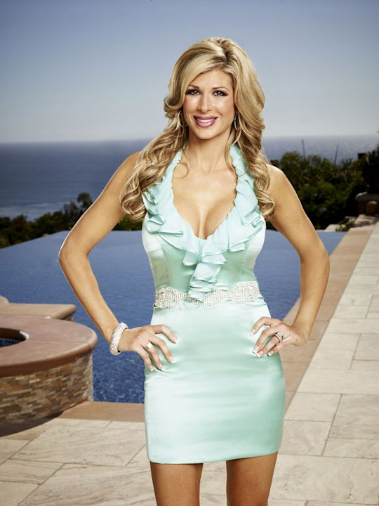 "Alexis Bellino stars in Season 6 of ""The Real Housewives of Orange County."""