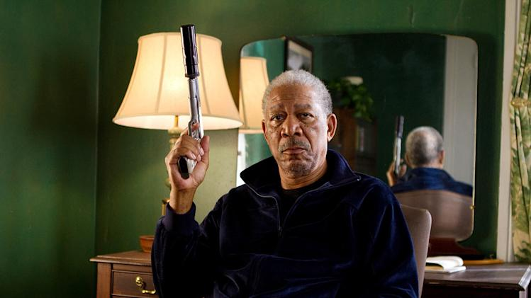 Red Stills Summit Entertainment 2010 Morgan Freeman