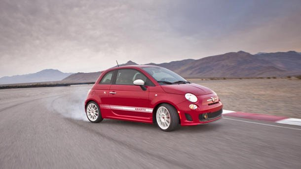 Fiat 500 Abarth