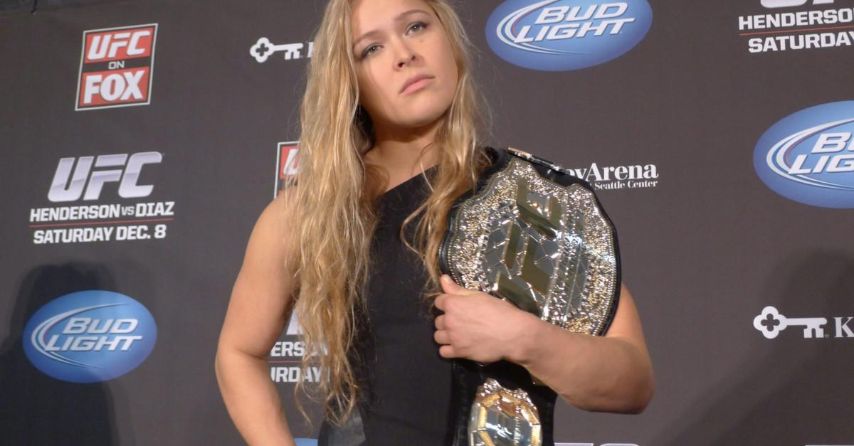 10 Surprising Facts About Ronda Rousey