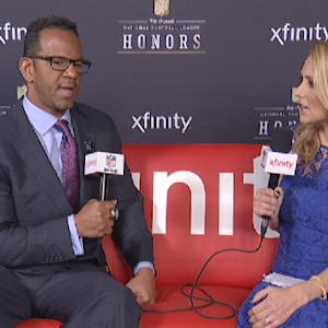 'NFL Honors' Xfinity Couch: Andre Reed