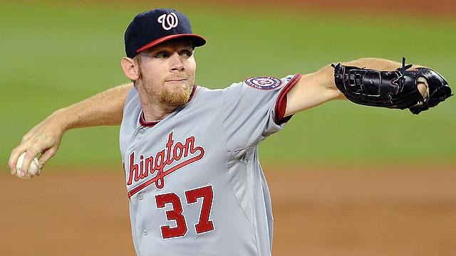 Nats make decision on ace pitcher