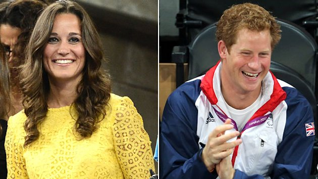 Harry, Pippa 'Shoo-Ins' as Godparents (ABC News)