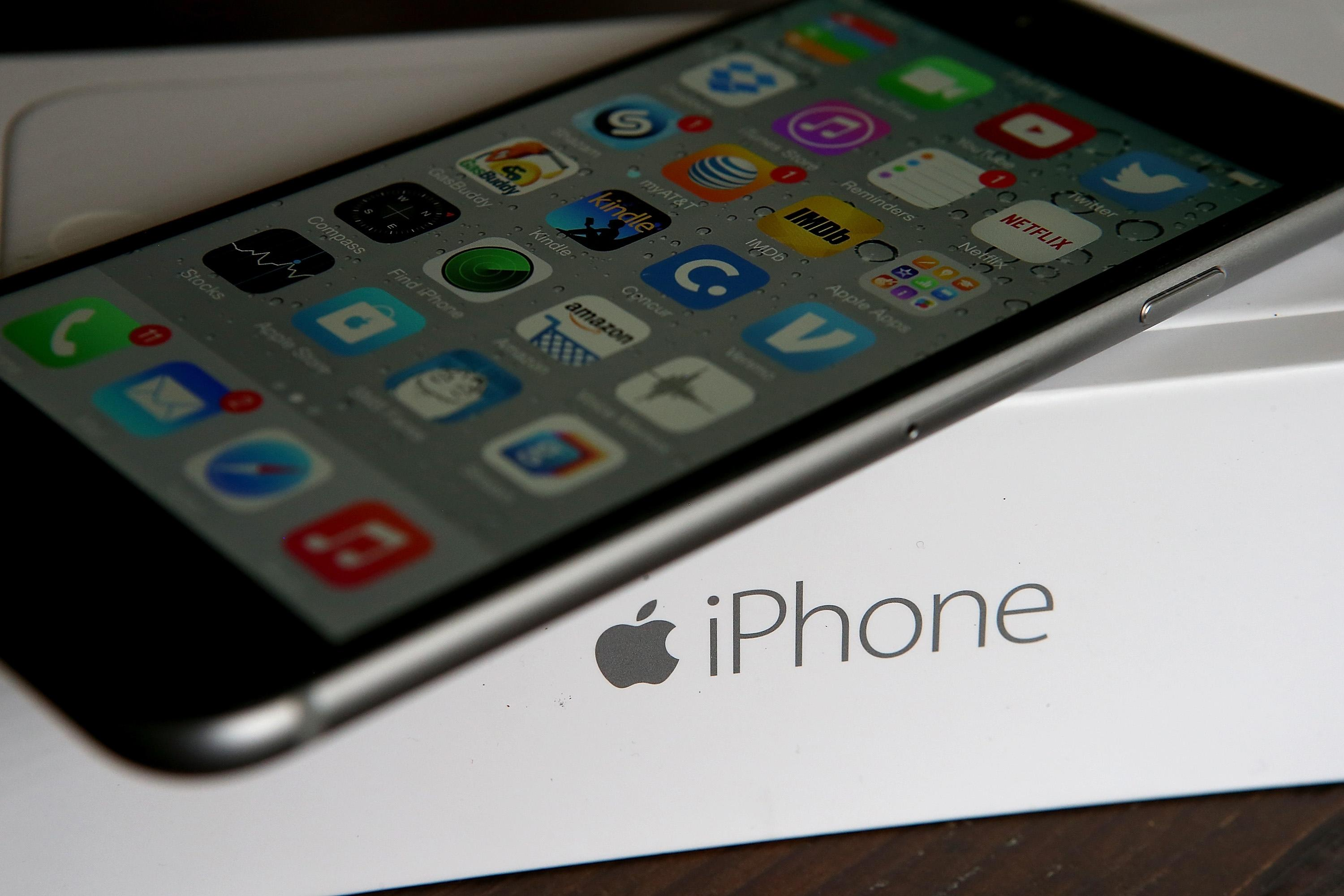 iPhone sales trample expectations as profit sets global record