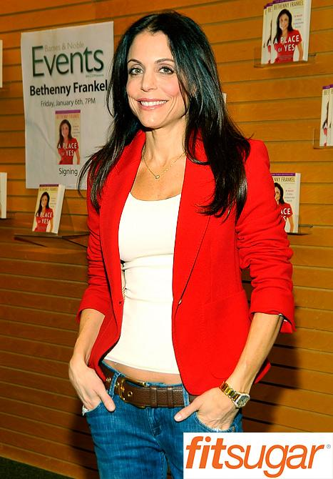 Bethenny Frankel Reveals Her Skinny Girl Trick to Staying Naturally Thin