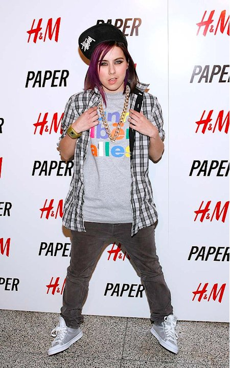 Lady Sovereign Paper Mag Prty