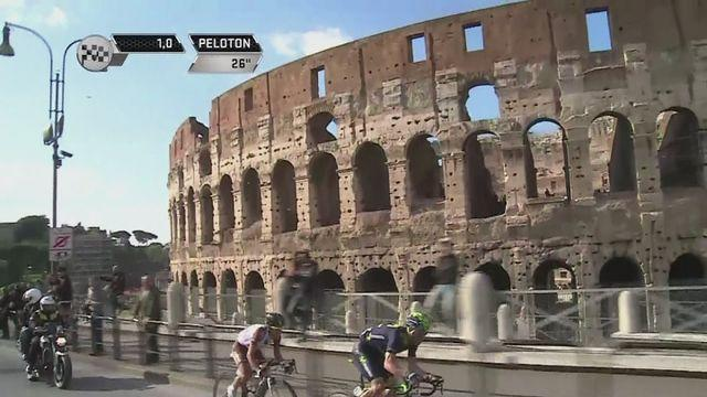 Valverde triumphs in Rome.