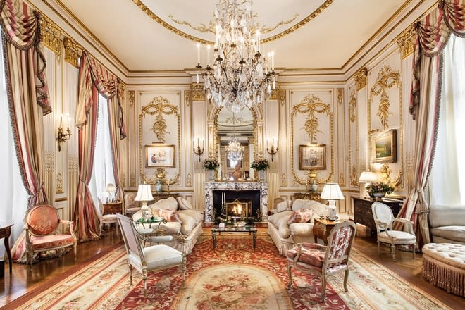 Celebrity Real Estate: Gilded UES Penthouse Once Owned by Joan Rivers Will Be Gutted