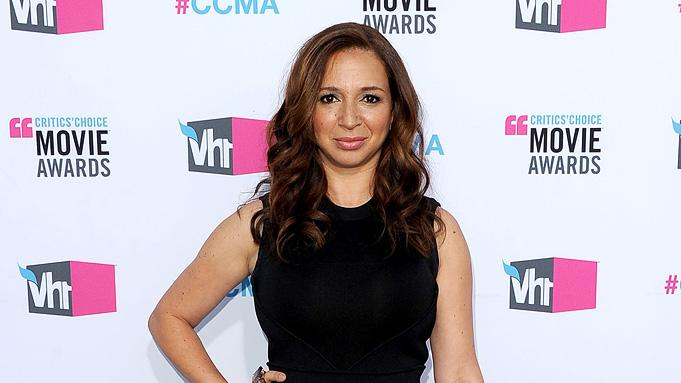 2011 Critics Choice Awards 2012 Maya Rudolph