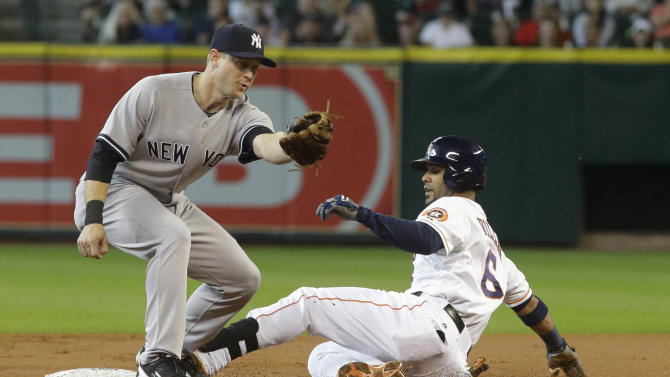 Yanks top Astros 5-1 in 14, enter uncertain future