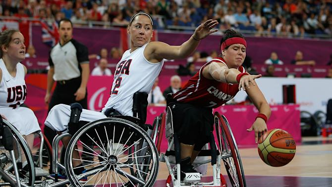 2012 London Paralympics - Day 6 - Wheelchair Basketball